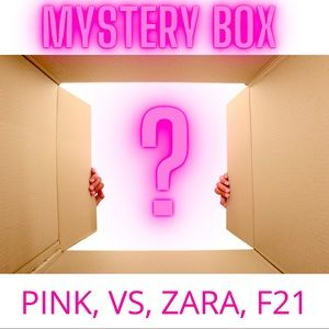 10 Tops For $35 MYSTERY BOX Get Your Flex On